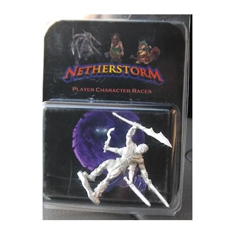 Netherstorm Miniature - Kentrona Gladiator